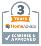 Screened and Approved HomeAdvisor Gainesville Roofing