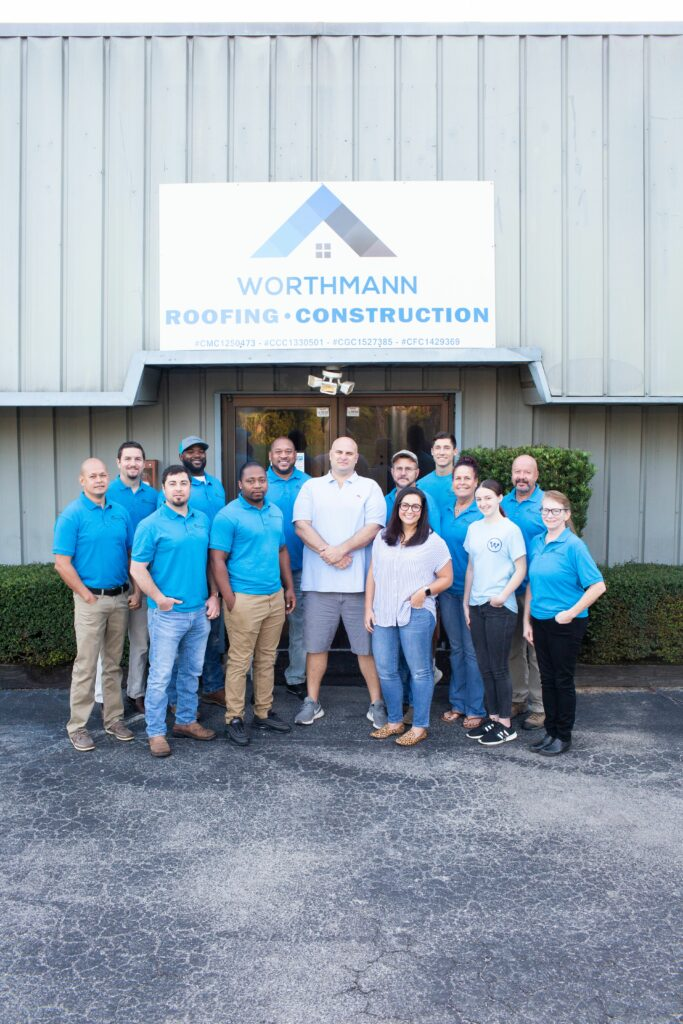 Roofer Gainesville Worthmann Roofing