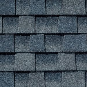 Biscayne Blue Shingles Residential Roofing Gainesville