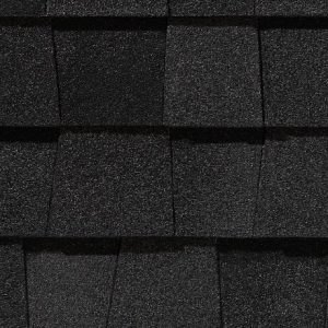 Gainesville Roofing Max Def Moire Black Shingles