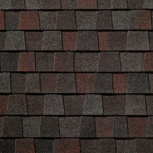 Midnight Blush Shingles Gainesville Roofing Company