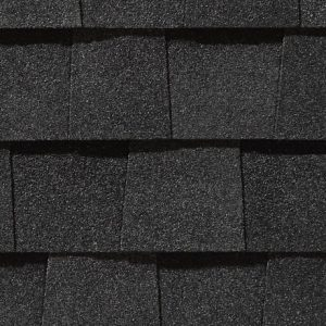 Moire Black Shingles Gainesville Roofer