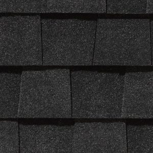Roofing Gainesville Max Def Charcoal Black Shingles